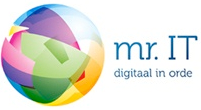 mr. IT - digitaal in orde Logo